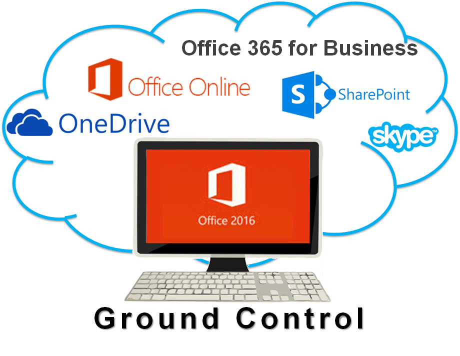 Microsoft Word 2016 Ground Control for Online Collaboration