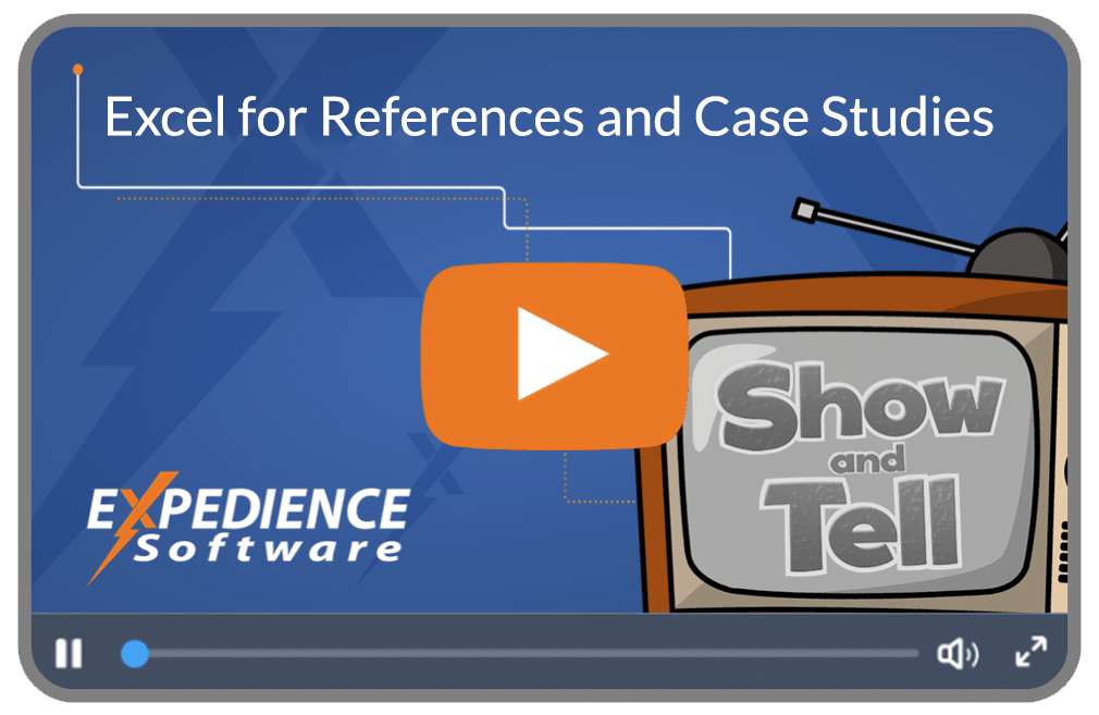 Using-Excel-for-References